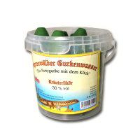 15 x Spreewälder Gurkenwasser Kräuterlikör...